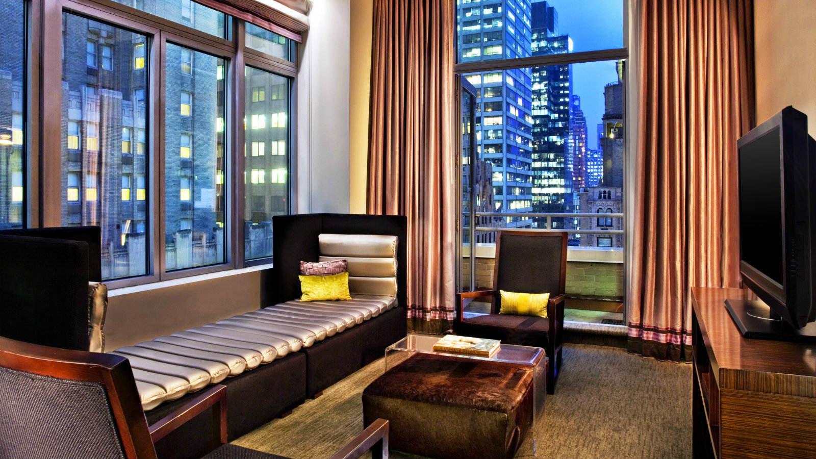 Starwood Suites W New York