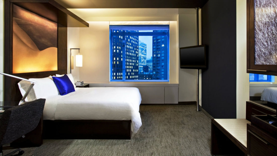 SPG Hot Escapes W New York